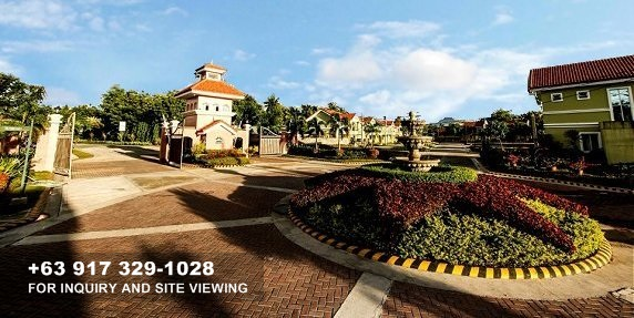 Camella Carson Amenities - House for Sale in Vista City, Philippines