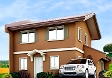 Ella House Model, House and Lot for Sale in Camella Carson, Daang Haro, Philippines