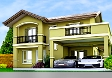 Greta House Model, House and Lot for Sale in Camella Carson, Daang Haro, Philippines