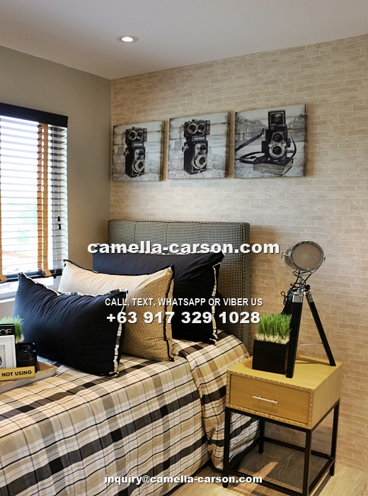 Freya House for Sale in Camella Carson at Vista City