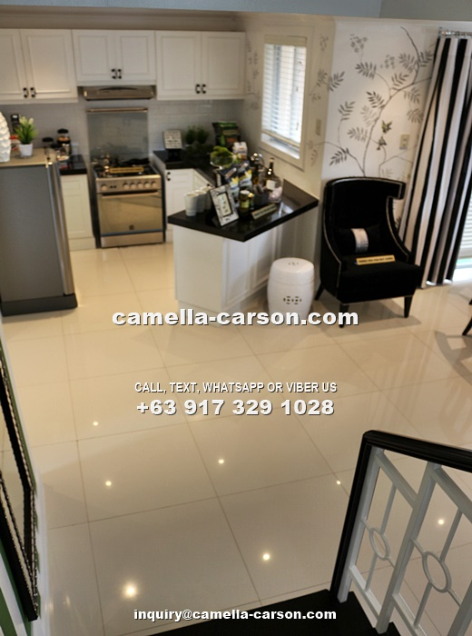 Greta House for Sale in Camella Carson at Vista City