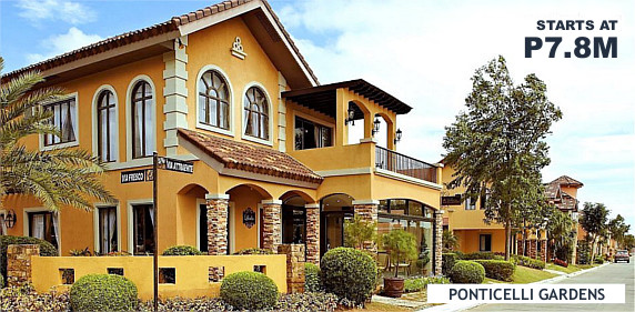 Camella Carson Developer - House for Sale in Vista City, Philippines