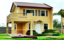 Camella Carson - House and Lot for Sale in Daang Hari Vista City, Philippines