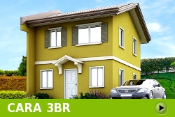 Cara House and Lot for Sale in Vista City Philippines