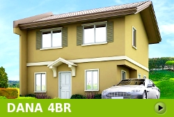 Dana House and Lot for Sale in Vista City Philippines