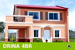 Drina House and Lot for Sale in Vista City Philippines