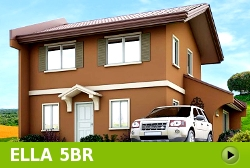 Ella House and Lot for Sale in Vista City Philippines
