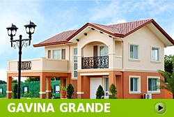 Gavina House and Lot for Sale in Vista City Philippines